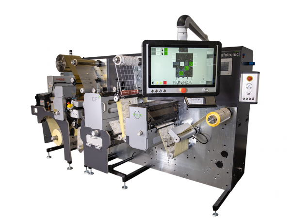 Grafotronic CF2 Compact Digital Finishing